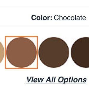 Sephora Makeup - NYX Tinted Brow Mascara - Brown